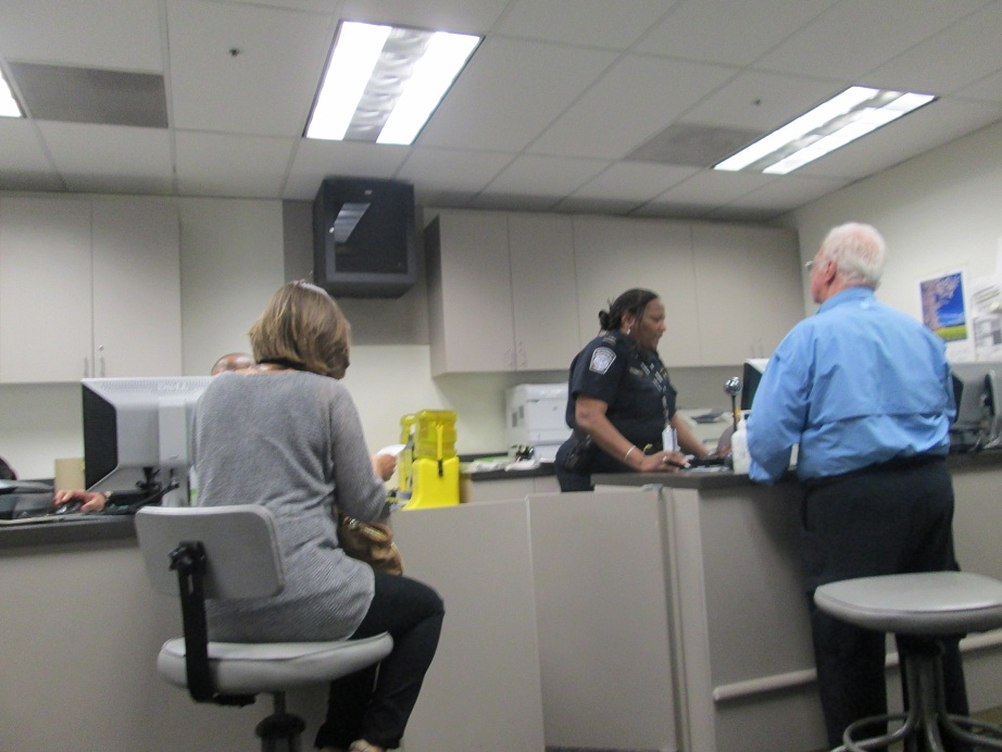 The Global Entry Interview   Border Crossing